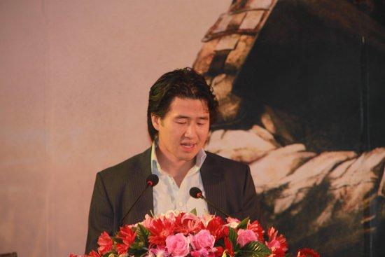 EA中国发行总监James Yang先生