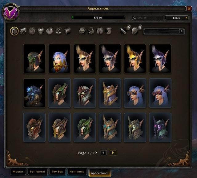 魔兽7.0界面调整一览:细节改动更方便玩家