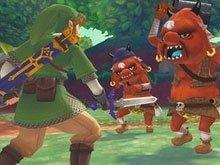 任天堂《塞尔达传说:天空之剑》E3视频