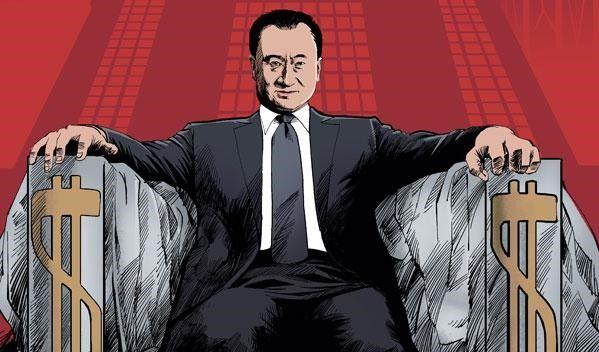 王思聪拿下魔兽电影 万达230亿元人民币收购传奇影业