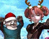 《TERA》美服推假期活动 玩家可杀圣诞老人