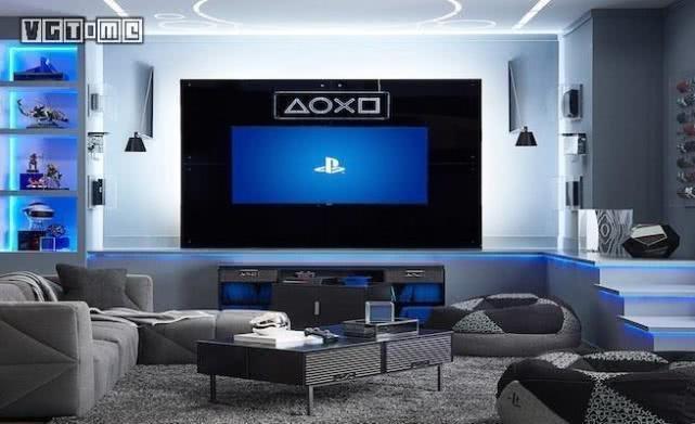 索尼联合家具厂商推出PlayStation主题家具