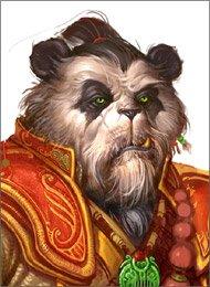 魔兽资料片新种族:熊猫人