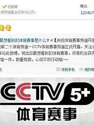 段暄力挺电竞入围CCTV5+