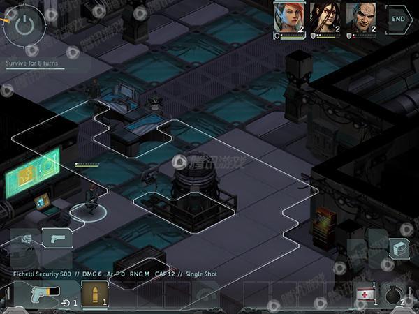 《暗影狂奔:龙陨》评测:专为高智商玩家打造