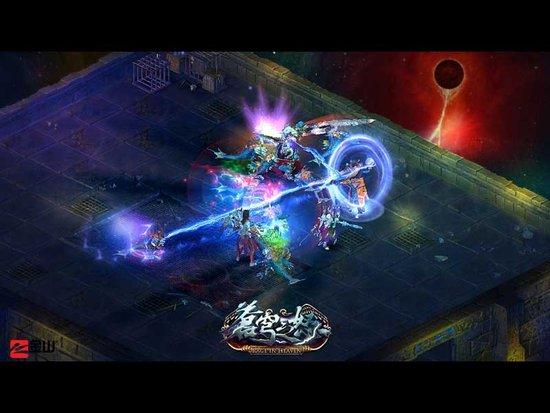 《苍穹之怒》双模式开启多维魔幻世界