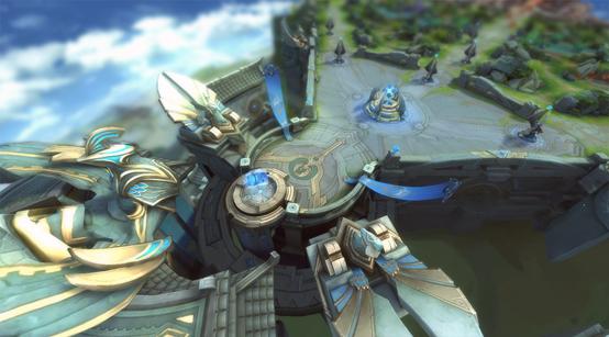 王者荣耀体验服更新:新版地图上线 狄仁杰被削