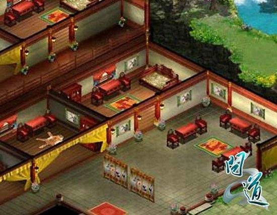 《喷漆》六一玩家的专属游乐场蜡家具喷问道图片