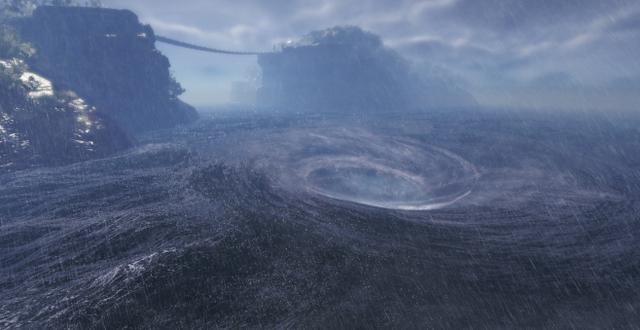 史上最震撼航海玩法来袭 天刀沧海云帆版本今日上线