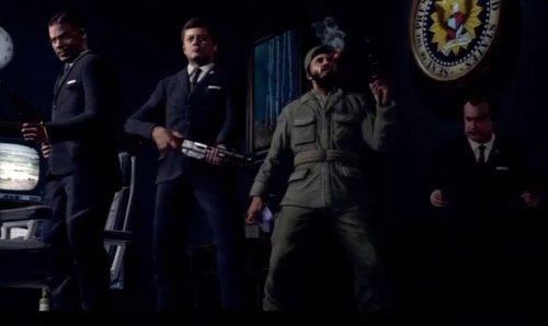 《使命召唤7 黑色行动》隐藏僵尸关卡