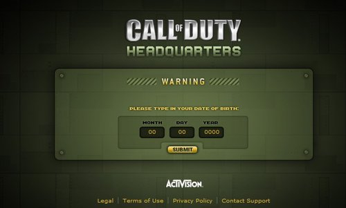 Call of Duty 7: Black Ops Release On November 11, 2010