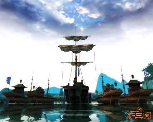 详解《赤壁·新三国》水战攻城器械