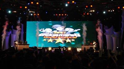 《新热血英豪》第三届世界大会