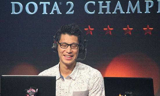 林书豪:休养期间经常打游戏 DOTA2天梯分4000