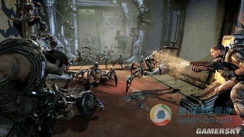 《战争机器3》单人战役长达10-12小时
