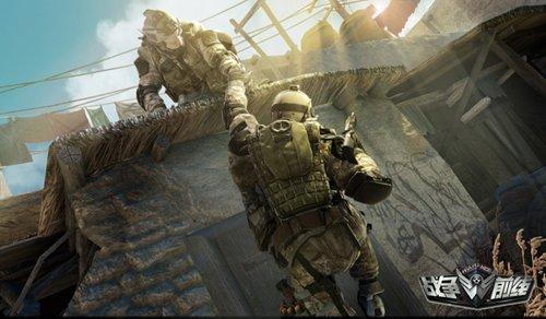 Crytek高管TGC组队扮《战斗前线》PVE玩法