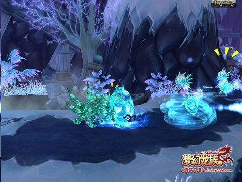 《梦幻龙族》继巫妖王后将开放诺森德