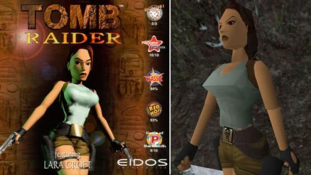 史上最成功的游戏IP重启:《古墓丽影》浴火重生记