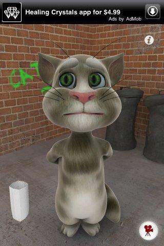 手机游戏《会说话的汤姆猫》下载破亿