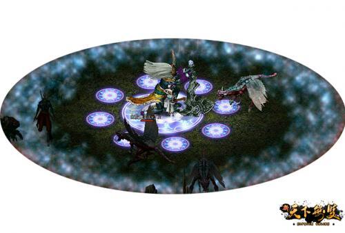 《新天下无双》3.0开启 王者巅峰对决号令天下
