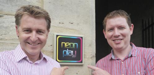 英国图书出版集团收购Neon Play 进军手游市场