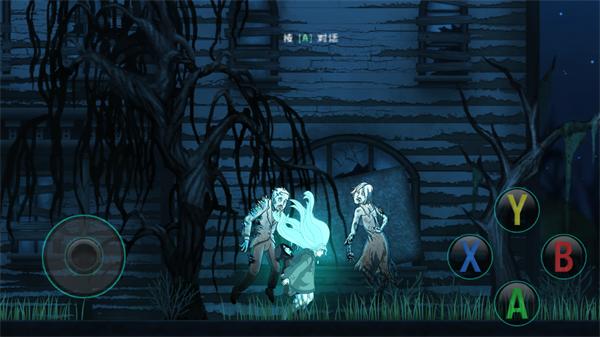 《灵界歌女》v歌女:恐怖女孩中的镇魂之大宅生巨蟹座暗示图片