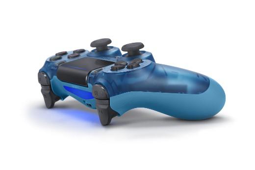 PS4全新透明手柄9.20发售 国行NBA2K18曝光新属性