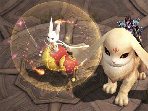 多阶变异创新培养 《镇魔曲》新资料片创新灵兽玩法