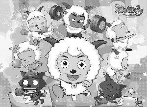 喜羊羊熊出没动画片因含暴力脏话等内容修改
