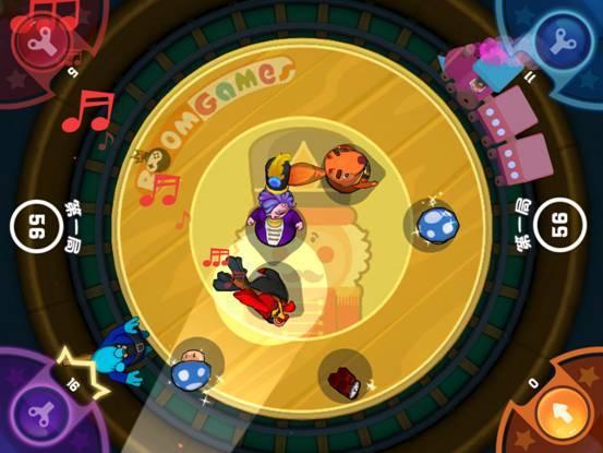 葡萄科技首款亲子游戏《哈皮大碰撞》获佳绩