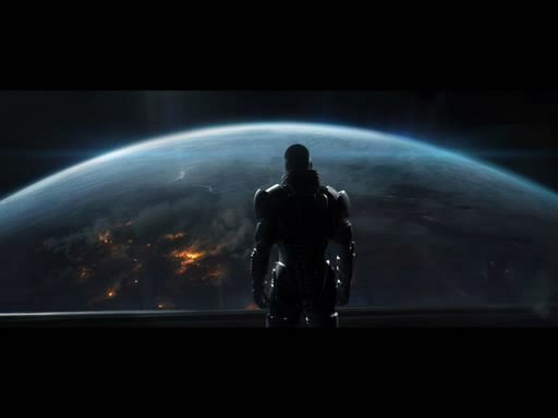 《质量效应3》宣传视频孤独的狙击手