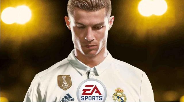 分析称C罗当选《FIFA 18》封面代言人 销量将