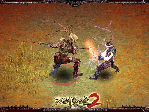 《刀剑英雄2》PK达人必练绝招 裸防