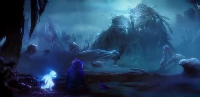E3 2017:《奥日与精灵意志》公布 画面惊艳