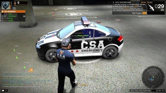 警匪网游《全面通缉》试玩体验