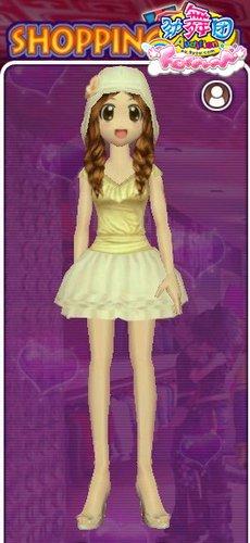 《劲舞团》公主裙装 童年畅想图片