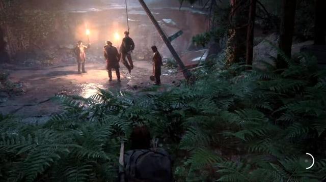 E3 2018:《最后生还者2》公布实机演示 艾莉化身勇猛战士