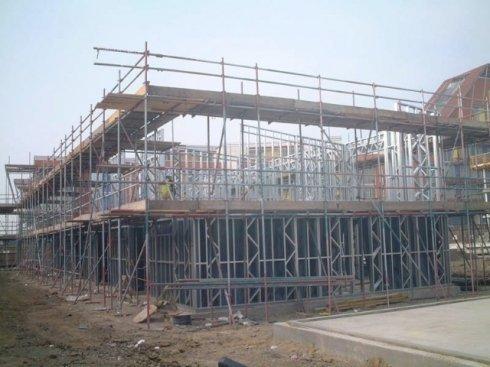 其中图行天下,钢结构住宅抗震力最强,框架 /strong>结构次之,砖混结构