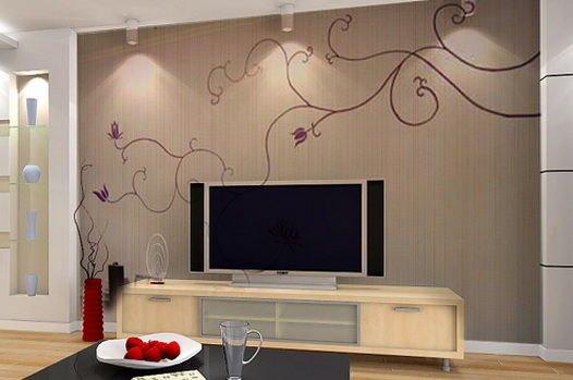 七款欧式电视背景墙的惊艳设计