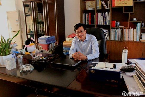 专访吉安市六合盛置业发展有限公司总经理叶胜强