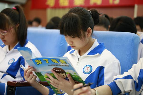 广州市检察开放日:向校园欺凌说不!
