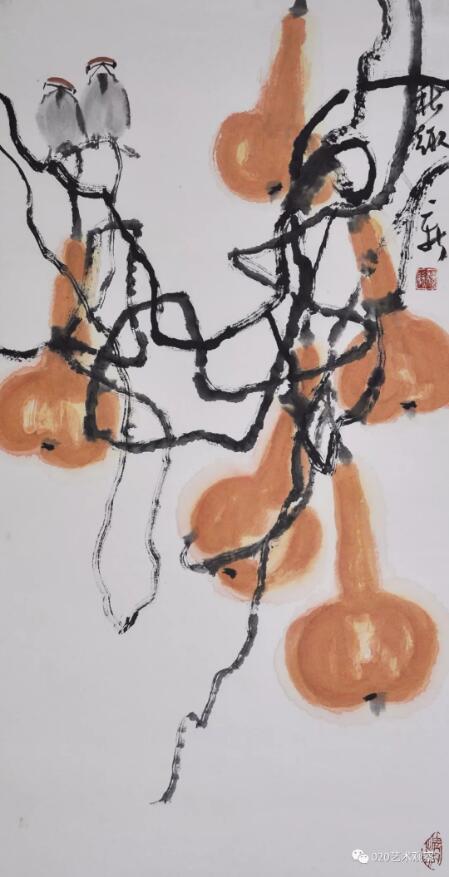 """""""艺语贺岁""""——深圳中国画家邀请展25日在坪山美术馆开幕"""