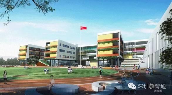 新学期深圳多了27所新学校你家附近有?小学毕业照创意图片