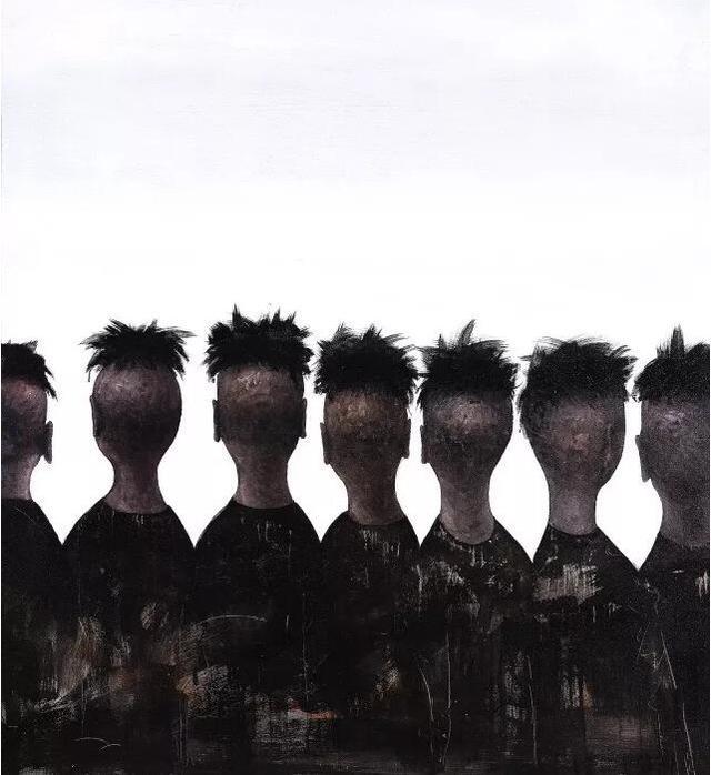 透过裂痕的思考——张靖新当代艺术展