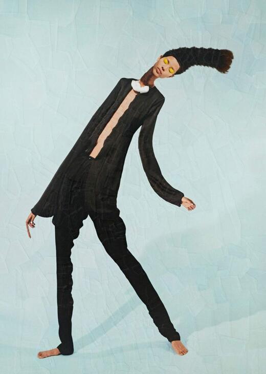 洛拉杜普雷--混合派画风摄影