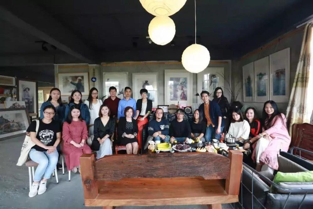 艺起中国交流行广西站——两广艺术交流活动在桂林举办