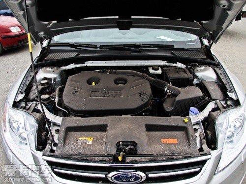 【长安福特蒙迪欧致胜发动机】-安全不打折 安全配置丰富的中型车推荐高清图片