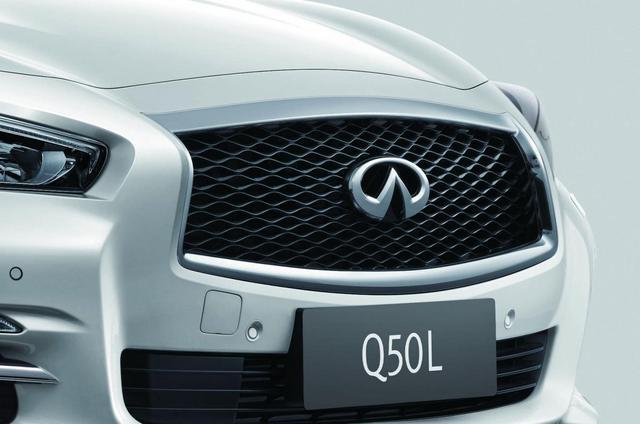 以海之名英菲尼迪q50l开创力量美学设计高清图片