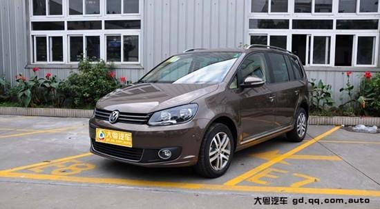上海大众途安购车赠送2万元精品礼包高清图片