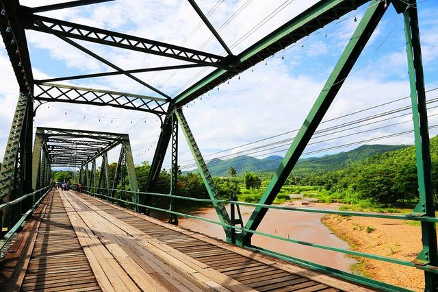假日游拜县 感受不一样的泰国